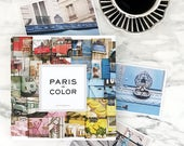 Paris in Color by Nichole Robertson, Signed Copy, Paris Photography Gift for Her