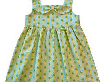 Baby dress pattern, girls dress pattern,  girls sewing pattern, baby sewing pattern, Summer Days Dress, Instant download digital pattern,