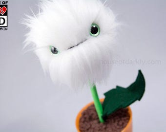 Lucky Wishing Dandelion potted plush