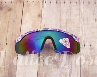 VINTAGE | Sunglasses | Ski + Sports Style | Mirrored | Deadstock | SG1281