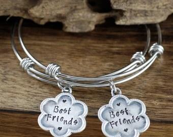 Best Friend Bracelets, BFF Jewelry, Gift for Best Friends, Besties Bracelet Set, Bracelet Set for Friends, Bracelet for Best Friends