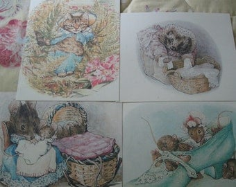 New Beatrix Potter prints