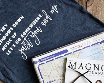 Road Trip Short Sleeve T-Shirt