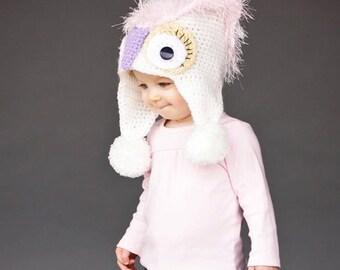 Crochet PATTERN Mystic Owl Hat Crochet Hat Pattern Includes Sizes Newborn to Adult