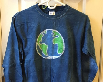 Earth Day Shirt, Kids Earth Shirt, Boys Earth Day Shirt, Girls Earth Day Shirt, Boys Earth Shirt, Girls Earth Shirt, Globe Shirt (Youth XL)