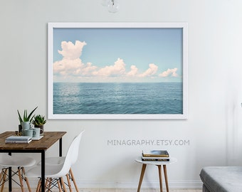 Oversized Art Large Wall Nautical Theme Ocean Photography