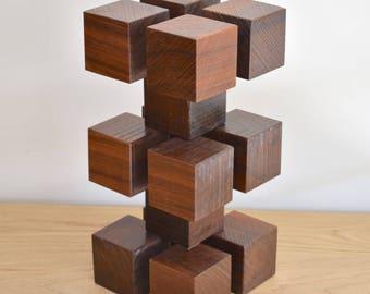 Blocked sculpture