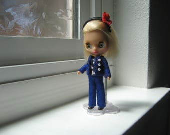 Petite Blythe, LPS Blythe Mini Pullip, Little Dal, LPS Blythe Fashion Doll Clothing