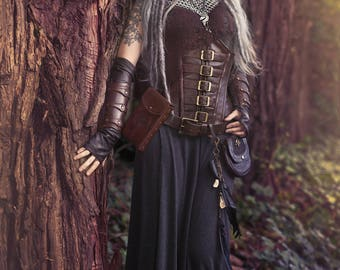 Woodland Elf - Genevieve - High Quality 8x11 SIGNED print