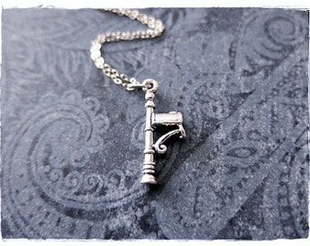 Silver Mailbox Necklace - Sterling Silver Mailbox Charm on a Delicate Sterling Silver Cable Chain or Charm Only