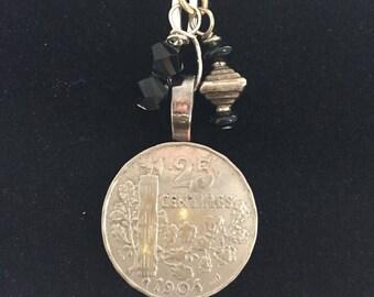 Coin Necklace - Française