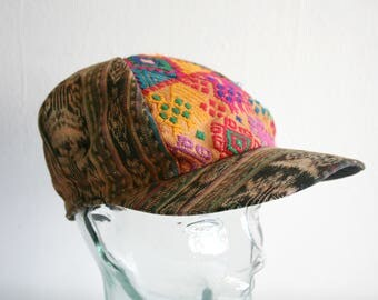 Guatemalan Textile Hat