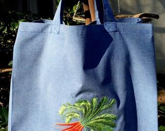 Tote Bag - Carrots