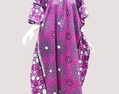 Leso Caftan - Purple [RESERVED FOR CUSTOMER]
