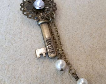 Key Altered Steampunk