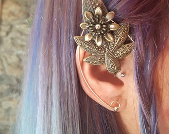 Elven ear cuff