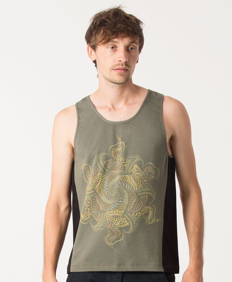 Buy iHeartRaves Men's Casual All Over Print EDM Rave Tank Top Shirts: Shop top fashion brands Tanks Tops at sofltappreciate.tk FREE DELIVERY and Returns possible on eligible purchases/5().