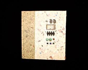 Journal Handmade Jill Schwartz Elements High Quality Low Price