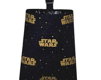 Car Trash Bag - Star Wars Metallic Logo