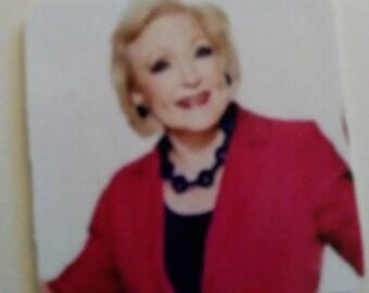 Betty white magnet