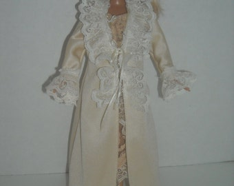 Barbie Lace Nightgowns or Pajamas with Robes Choice of 3 Styles