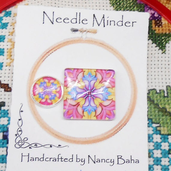 Basket Weaving Supplies Sacramento : Needle minder cross stitch needleminder embroidery