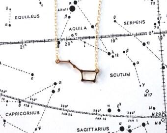 Big Dipper Necklace