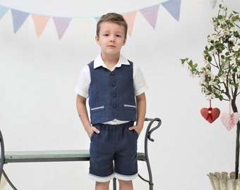 Children 39 s clothes kids special occasion clothes by mimiikids - Taufe outfit junge ...