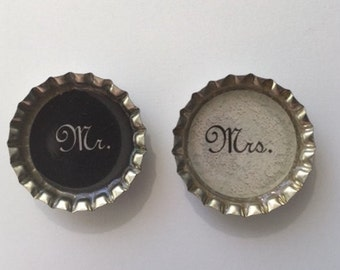 Bottle Cap Magnet, Creative Magnets, Cool Magnet, Refrigerator Magnets,  Magnet Gift, Gift Magnet, Best Present, His and Her Gift, Gift