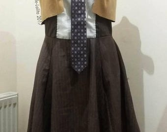Doctor Who Dress David Tennant Cosplay Lolita Dress