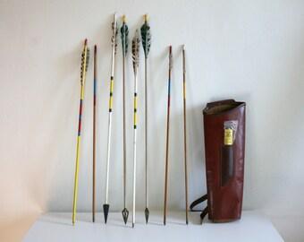 Vintage Arrow Set