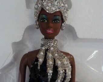 1991 Starlight Splendor  Bob Mackie Barbie 2nd in series Mattel