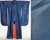 Japanese Silk Furisode na...