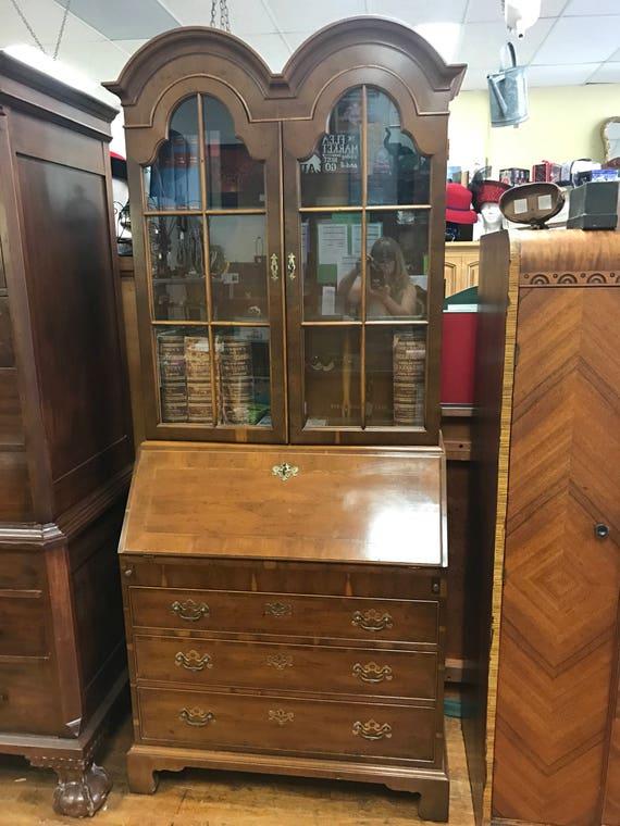 Henredon Secretary  bookcase