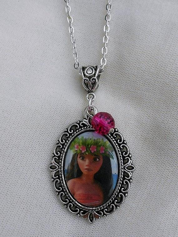 Moana Island Princess Necklace