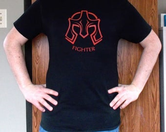 Fighter Fantasy RPG T-Shirt