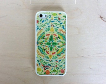Garden Party - iPhone 5 clear case & art insert