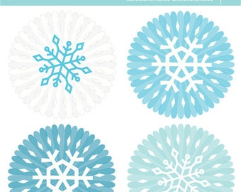 Pebbles Dimensional Stickers - Rosette