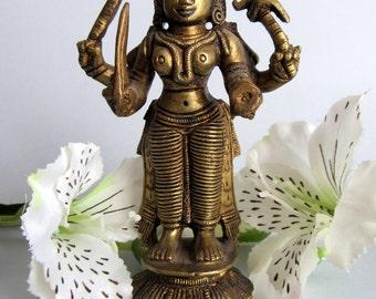 Parvati Shakti Home Shrine statue.