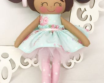 Soft baby doll, Handmade Dolls, Fabric Dolls, Cloth Doll