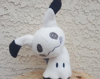 Shiny Mimikyu Plush - Pokemon Plush - Made to Order
