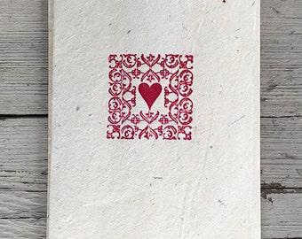 Heart Plantable Card