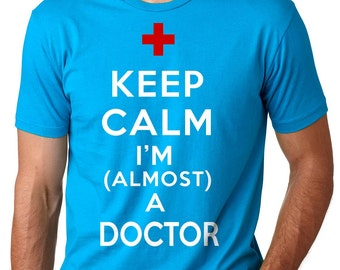 Future Doctor T-Shirt Funny Graduation Gift Tee Shirt Medical School Student T-Shirt