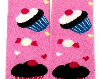 Cupcake Leg Warmers
