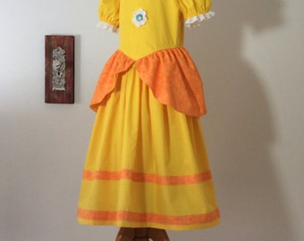 Princess Daisy Dress
