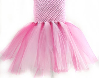 Light pink tutu in size 0 - 12 months