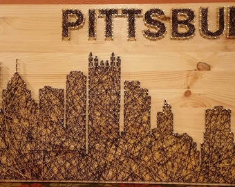 String Art - City Skylines