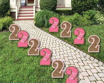 Hockey Lawn Decorations Outdoor Baby Shower or Birthday
