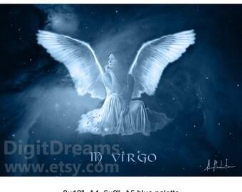 S030: Maiden (Virgo) Zodiac