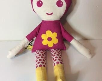 Betty Doll - Flower Power Betty